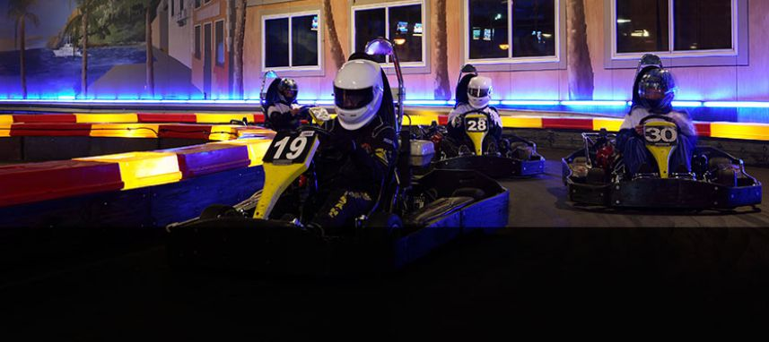 <h1>Indoor Karting</h1>